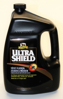 ULTRA SHIELD Stall- / Fliegenspray - 3,8ltr. GALLONE