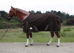 """TOUGH HORSE"" - Regendecke - 1680D - BRAUN - 74"" bis 80"""