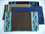 """S.M.E."" Show Blanket - BUNT - New Zealand Wool - 32´´x 34´´ - 4er Pack"