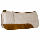 """Mustang"" Poron XRD Tan Wool Shim Fit Pad - 32´´ x 31´´ - 1´´ - 1762"