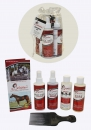 """Shapley 's"" Grooming Kit - 4 Flaschen incl. Kamm"