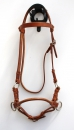 Side Pull - SINGLE LEATHER NOSEBAND - Harness Kopfstück