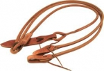 Romal Reins - Premium Harness Leather - Round