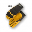 """Majestic"" GOLDEN HAWK - Pigskin Leather Glove – #2130BK - Gr. XS bis L"