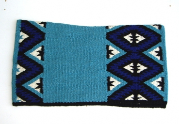 """S.M.E."" Show Blanket - BUNT - New Zealand Wool - 36´´x 34´´"