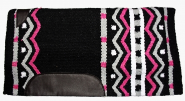 """S.M.E."" Show Pad - BUNT - New Zealand Wool - 36""x 34"" - #SMC07A-16"