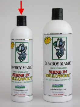 """Cowboy Magic"" Shine In Yellowout - 473ml"
