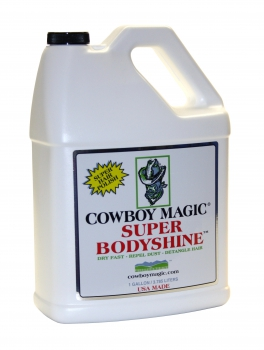 """Cowboy Magic"" Super Bodyshine - 3,8ltr. - GALLONE"