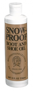 """SNOW PROOF"" – Boot & Show Oil – 8oz - 50-1970"