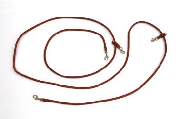 Draw Reins - Schlaufzügel - Harness Leder