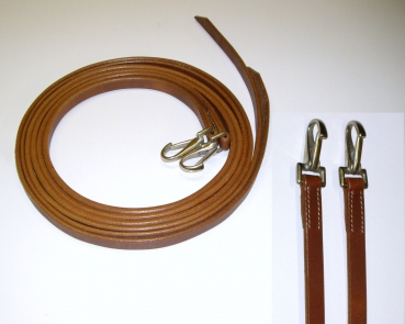 """EE Tack"" Harness Zügel - 5/8 '' - MIT SNAP's"