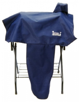 """Tough 1"" Saddle Cover - kompletter Sattel - NAVY"