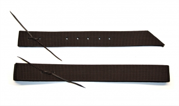 """CE"" Nylon Tie Strap &  Off Billet - SET - Extra Heavy / Strong"