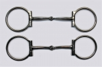"""HYX"" - SS D-Ring Snaffle – 5´´ - 255722"