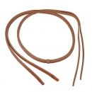 """BCL"" Herman Oak Leather SLIT Reins – 8 ft x 1/2´´"