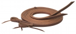 """WEAVER"" Working Tack Extra Heavy Harness Reins - Weight Ends – 5/8´´(16mm) x 8ft."